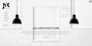 وب سایت معماری ژاکس