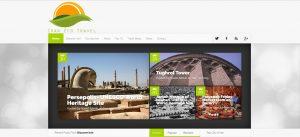 وب سایت ایران تراول