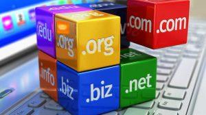 دامنه های مختلف اینترنتی