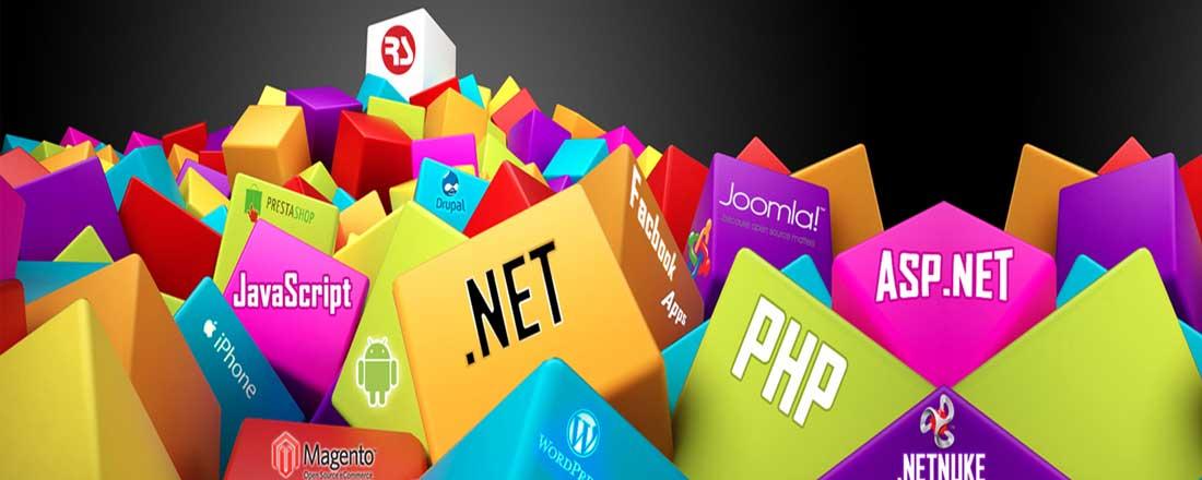 طراحی سایت با PHP یا ASP.NET