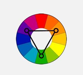رنگ در طراحی وب سایت