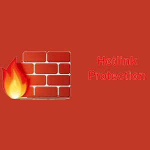 Hotlink جلوگیری از استفاده پهنای باند در cPanel