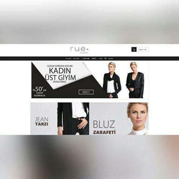 طراحی وب سایت فروشگاهی روآنلاین