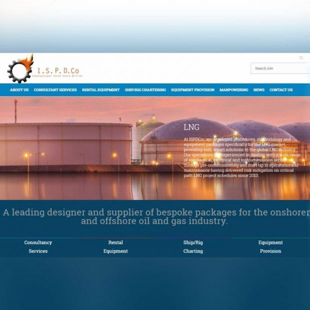 طراحی وب سایت سیراف