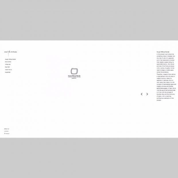 طراحی سایت شخصی مجید میرزایی