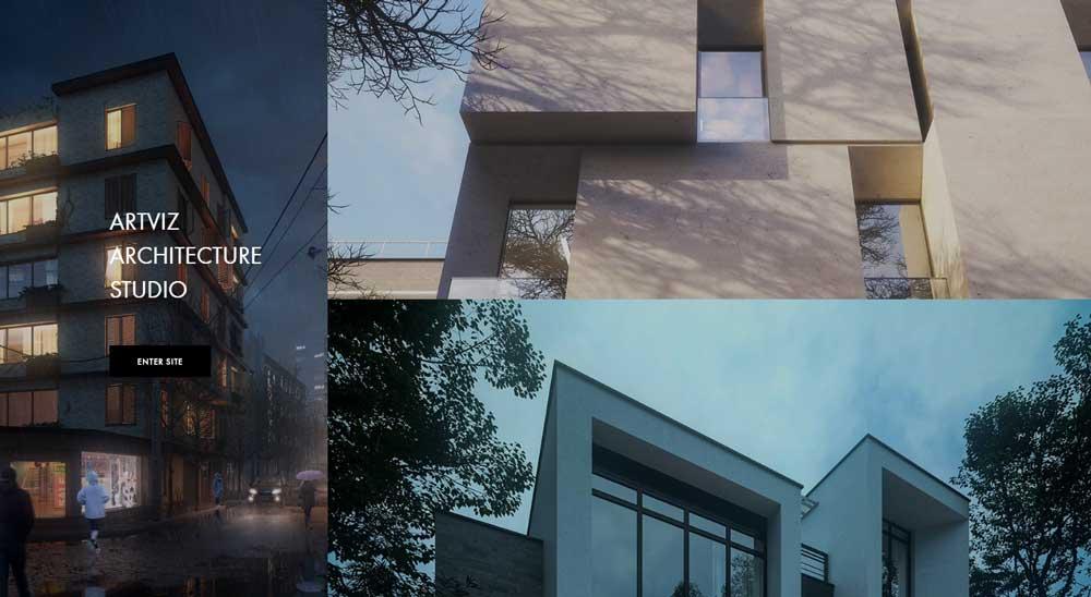 طراحی سایت معماری در کرج