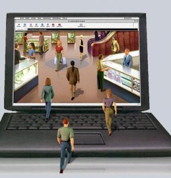 تجارت اینترنتی و شبکه ای در عصر اطلاعات