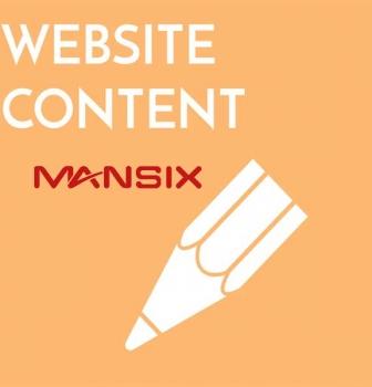 تولید محتوا در طراحی سایت