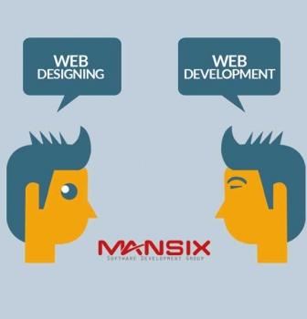 تفاوت میان طراح وب سایت و توسعه دهنده وب