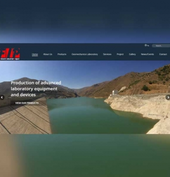 طراحی سایت شرکتی فالورد