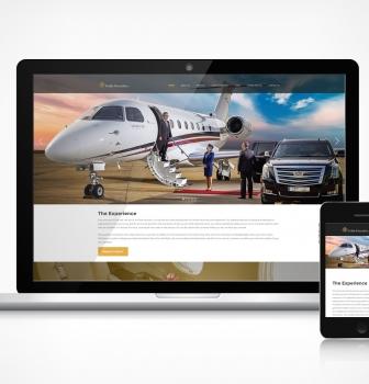 طراحی سایت آژانس هواپیمایی در کرج