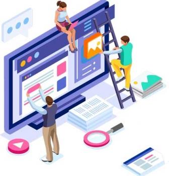 طراحی وب سایت خود را به روز نمایید
