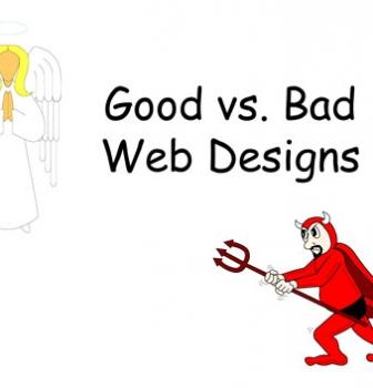 اصول طراحی سایت کارآمد و ناکارا