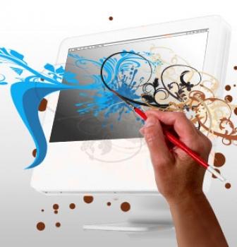 اهمیت استفاده از گرافیک مناسب در طراحی سایت – شماره 1