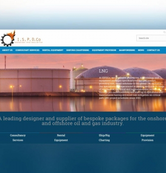 طراحی وب سایت شرکتی سیراف