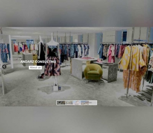 طراحی وب سایت مشاوره اندرز