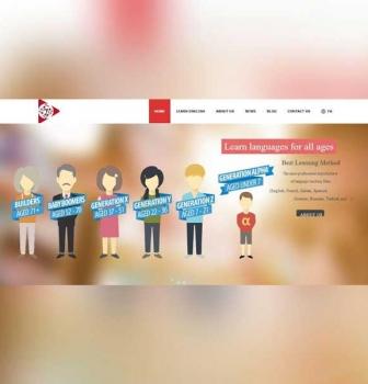 طراحی سایت شرکتی سون پلی استودیو