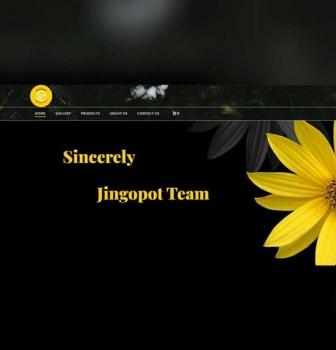 طراحی وب سایت انگلیسی جینگوپات
