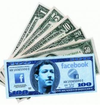 فیس بوک، Walmart رسانه های اجتماعی است