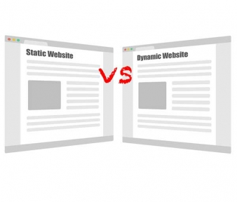 تبدیل طراحی سایت استاتیک به داینامیک